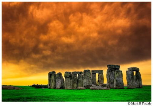 Ancient Plains by marksda1
