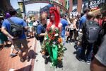 Poison ivy at SDCC14 by BangBangNeko