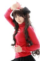 Fate/staynight-Rin Tohsaka by 0kasane0