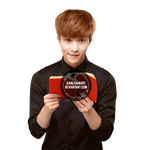 EXO-Lay PNG RENDER by JeanleahBudy