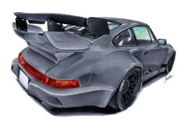 Porsche 964 Rauh Welt by vsdesign69