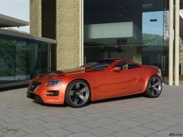 Audi aQa concept by cipriany