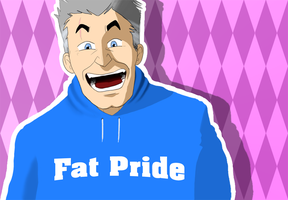 TFA - Fat Pride XD by ForeverSonu