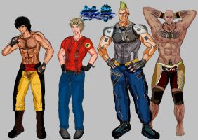 Characters for Tekken 7 - Part 8 of 15 by LA-Laker