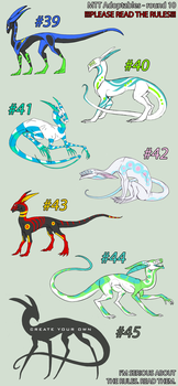 CLOSED///MTT adoptables - round 10 by annicron