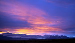 Sunset by luethy