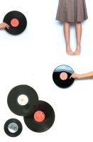Vinyl Record by wordsfloatout