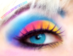 Rainbow Eye by XXAnemia