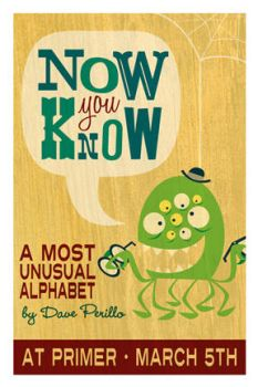 Now you Know flyer by Montygog