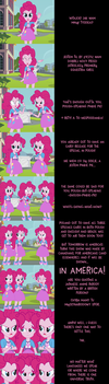 Pinkie Pie Says Goodnight: Triple Trouble by MLP-Silver-Quill