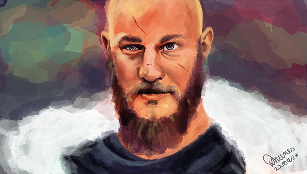 Ragnar by debsten