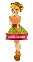 Aneedle Strawman EAH by CrayonKat
