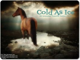 Cold As Ice by JuneButterfly-stock