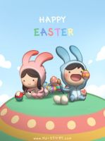 36. Easter by hjstory