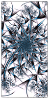 Ice Crystal by chamathe
