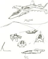 INSIDER Shuriken Concepts by Tribble-Industries