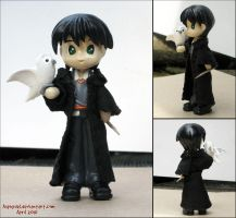 Pinky St. Custom: Harry Potter by Asphydel