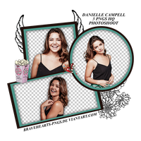 Pack png 256: Danielle Campbell by BraveHearts-PNGS