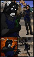 The Realm of Kaerwyn Issue 6 page 19 by JakkalWolf