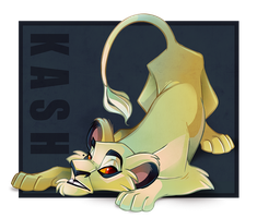 Kash Lion by Kuitsuku