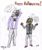 HAPPY HALLOWEEN by imthinkinarby