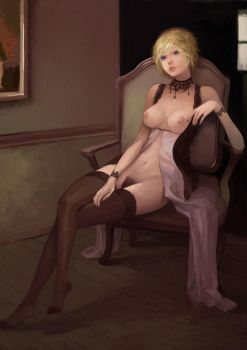 Waiting for work by hf-zilch