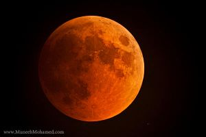 Total Lunar Eclipse june 2011 by SketchupAE