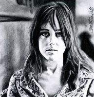 Grace Slick by SimoneFiani