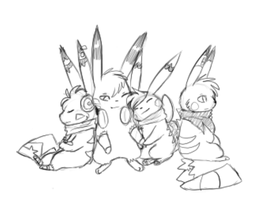 Just Chilling WIP by The-Chibster