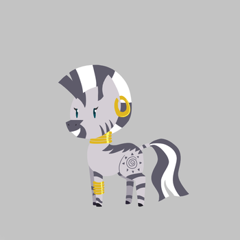 New Zecora by Elslowmo