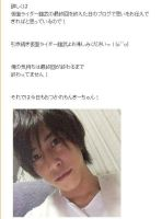 Kouta says goodbye and thanked fans of KR Gaim. by Kamen-Riders