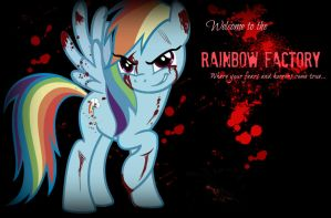 Rainbow Factory by LightsChips