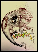MrChameleon by insteadofwords