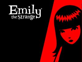 Emily The Strange by Rodian