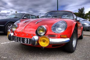 Alpine renault by Louis-photos
