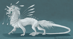 Feathered Dragon by The-Hare
