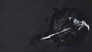 LoL - Kalista, The Spear of Vengeance by Shlickcunny