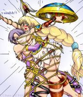 Ivy Sophitia EX by EX-Buster-wolf