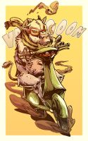 Moped Cow is Dope by zsabreuser