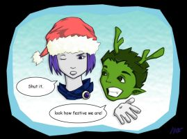 ::TT.R.and.B.Holiday.Cheer:: by MarshMELio