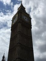 Big Ben by superSeether