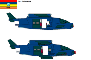 Starfox Hybird Ascension Profile: Tr-1 by BusterBuizel
