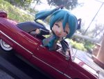 Mikus New Ride by thedrawinghamster