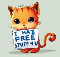 Free Stuff 4 U by ramy
