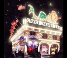 Coney Island by Kriegaffe