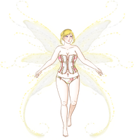 Full Fairy Form by Mifmemo