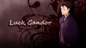 Luck Gandor wallpaper by Saya-Yu