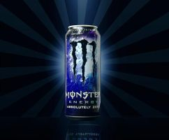 Monster Energy by Renecake