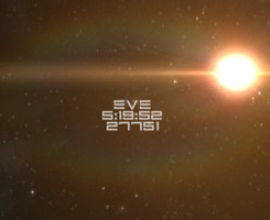 Eve Clock V2.0 - Now With Less Calories!!! by AxiumCog