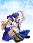 Sheryl and Alto by gppr